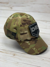 MULTICAM TACTICAL CAP WITH PATCH