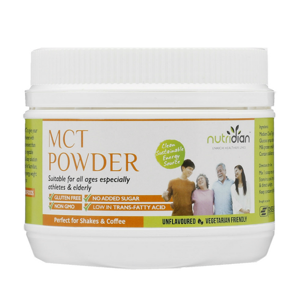 Nutridian MCT Powder (Expired Oct'2019)