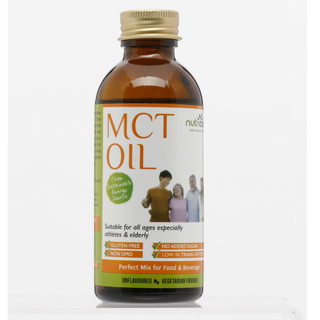 Nutridian MCT Oil