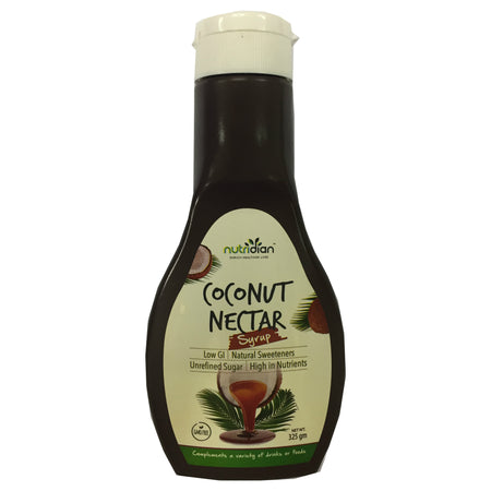 Nutridian Coconut Nectar Syrup
