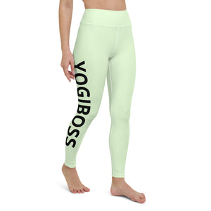 YogiBoss Lime Leggings