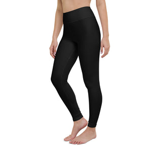 YogiBoss Black Leggings