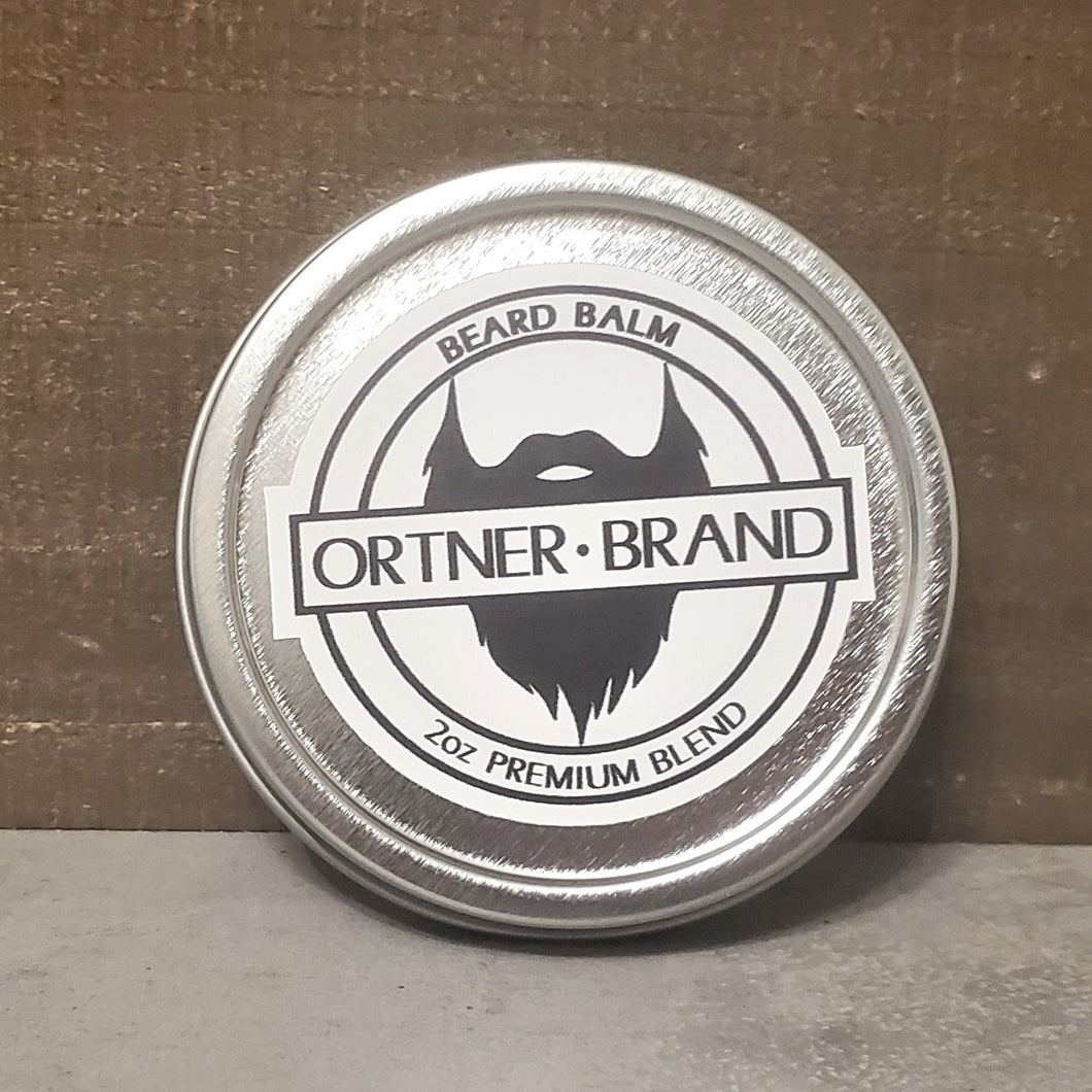 West Coast Beard Balm