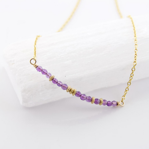 Glimmer Necklaces