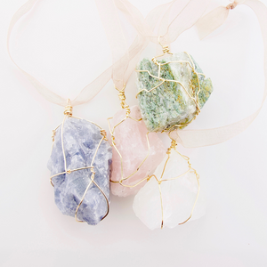 Gemstone Ornaments