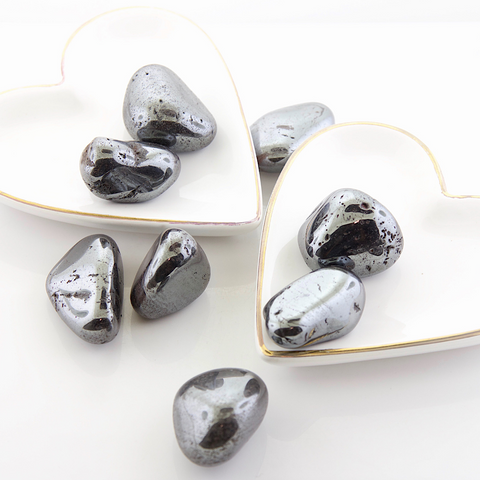 Tumbled Gemstones - Hematite