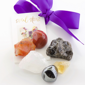 Crystal Box Set - Inner Strength & Balance