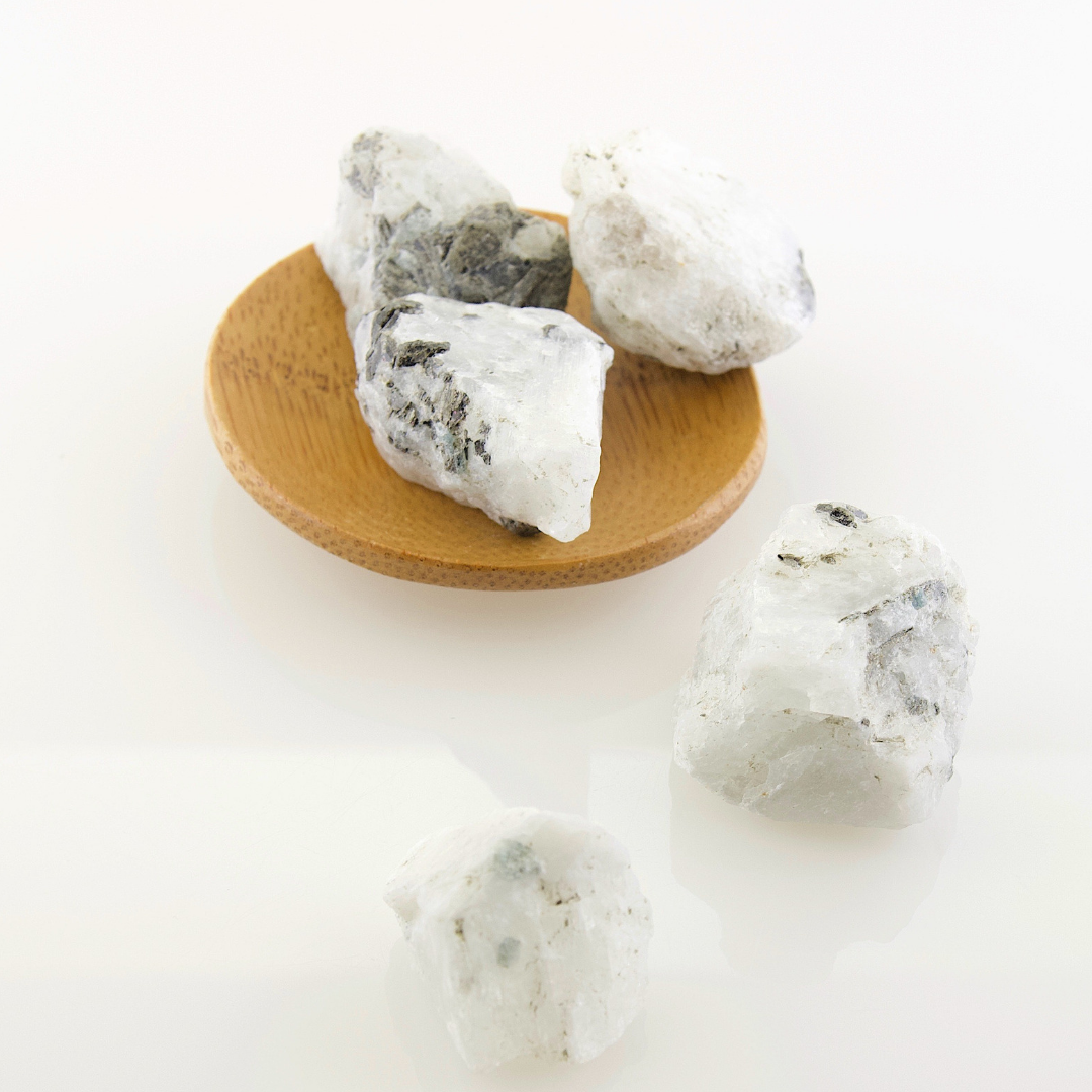 Raw Gemstones - Moonstone