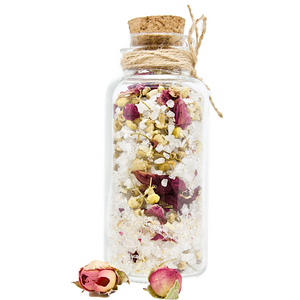 Rose & Chamomile Bath Crystals