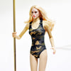 Pole Dance 1:6 Model with Flexiable Doll