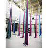 Tie Dye Aerial Silk Yoga Flying Swing Hammock Fabric