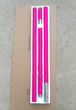 Pink Rubber Pole Quick Set Up Spin and Static Dance Pole Stripper Pole