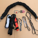 Bungee Cord Resistance Belt For Home Gym Yoga Bungee Rope