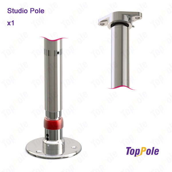 stainless steel dance pole, pole dance