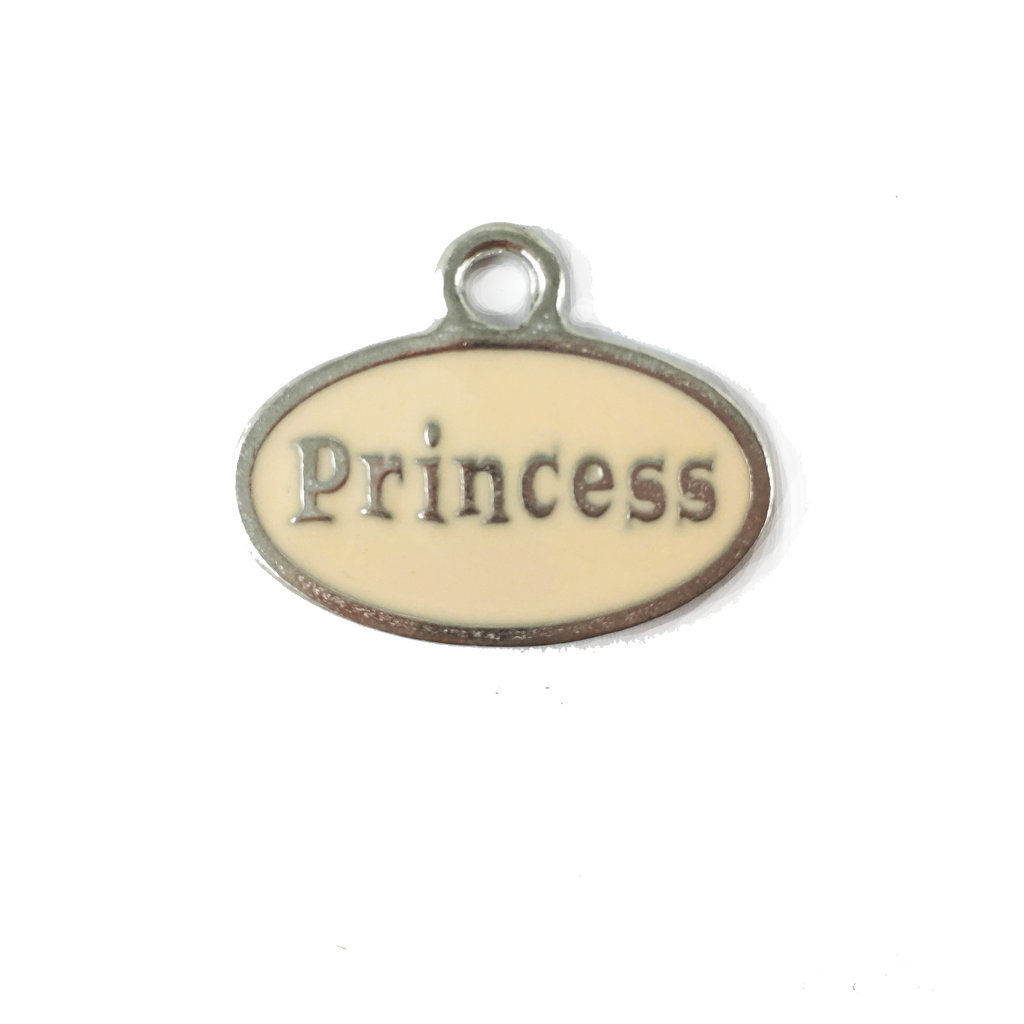 AT32-Princess Pet Tag