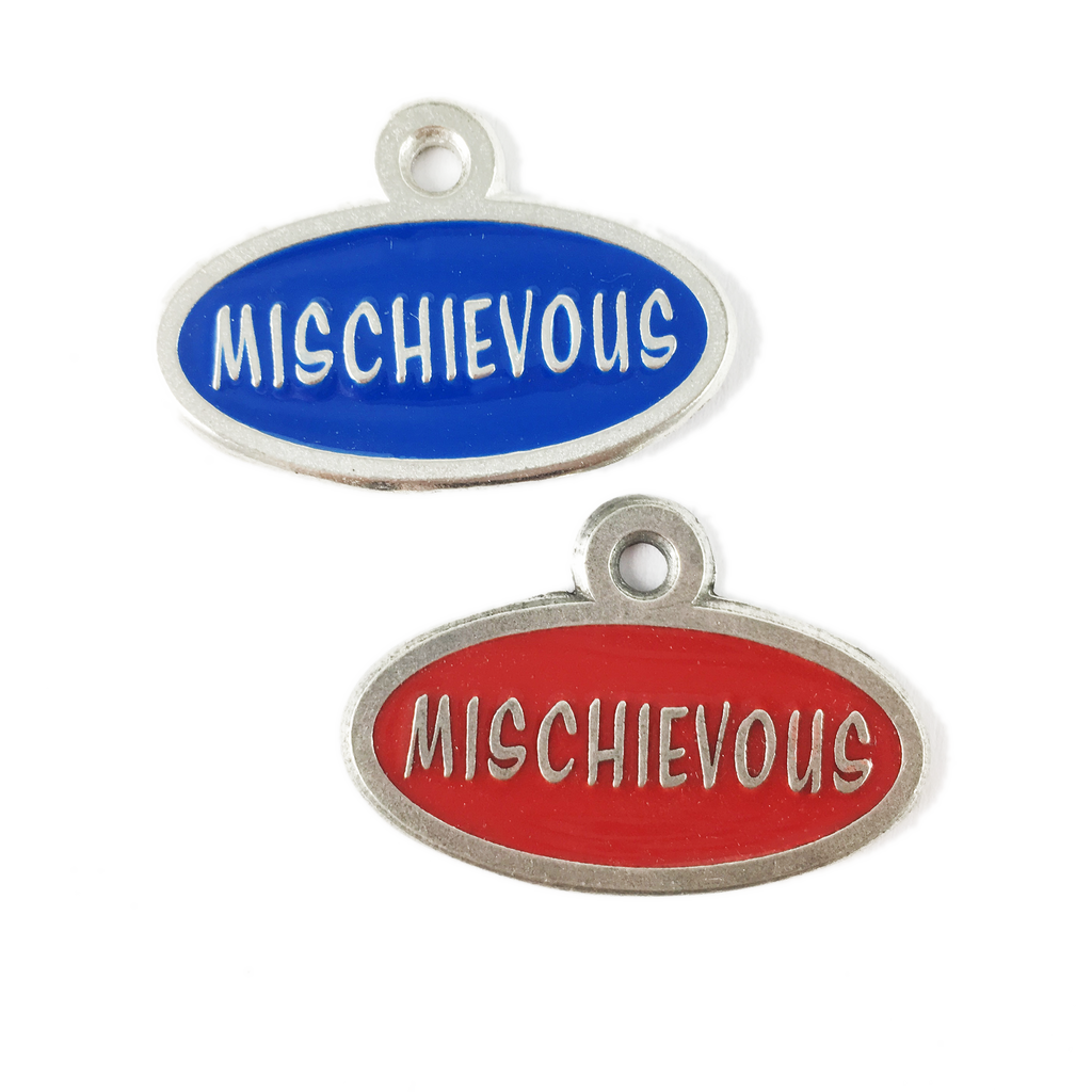 AT60-Mischievous Pet Tag
