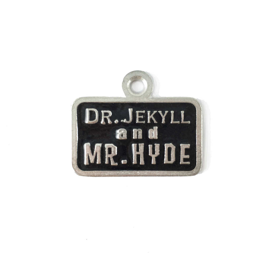 AT79-Dr. Jekyl Mr. Hyde Pet Tag