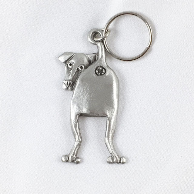LK20 - Dog Bottom Keychain