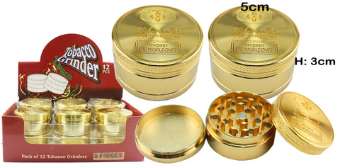 Gold Bar Muller 3 Piece - BongsMart
