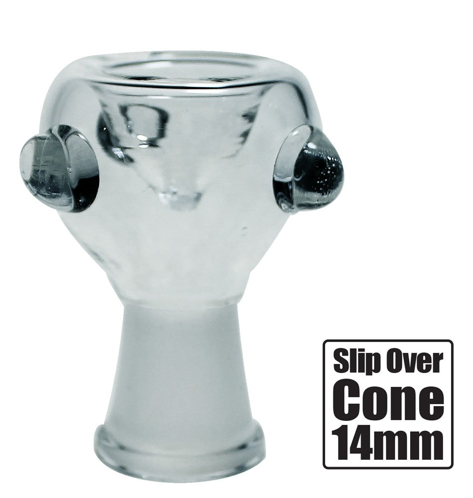 14mm Slip Over Cone - BongsMart