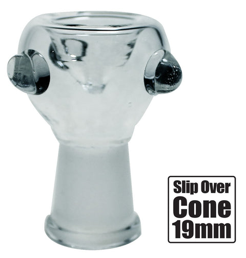 19mm Slip Over Cone - BongsMart