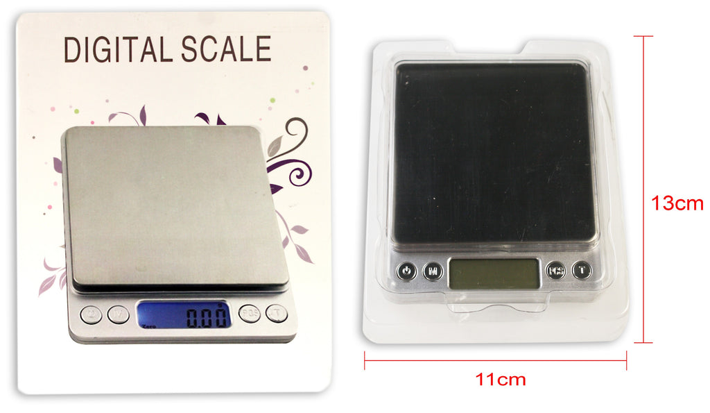 Professional Digital Scale 500g/0.01g (11cm)