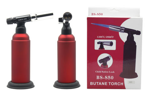 Butane Torch (20cm) - Red