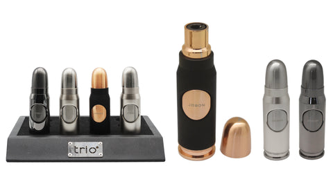 Trio Premium Bullet Jet Lighter