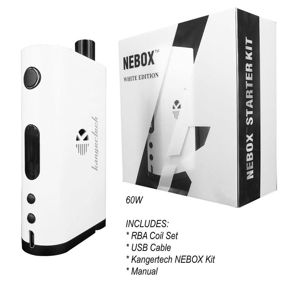 Kangertech Nebox Starter Kit - White