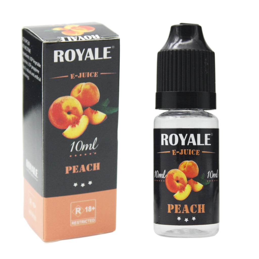 Royale E-juice - Peach