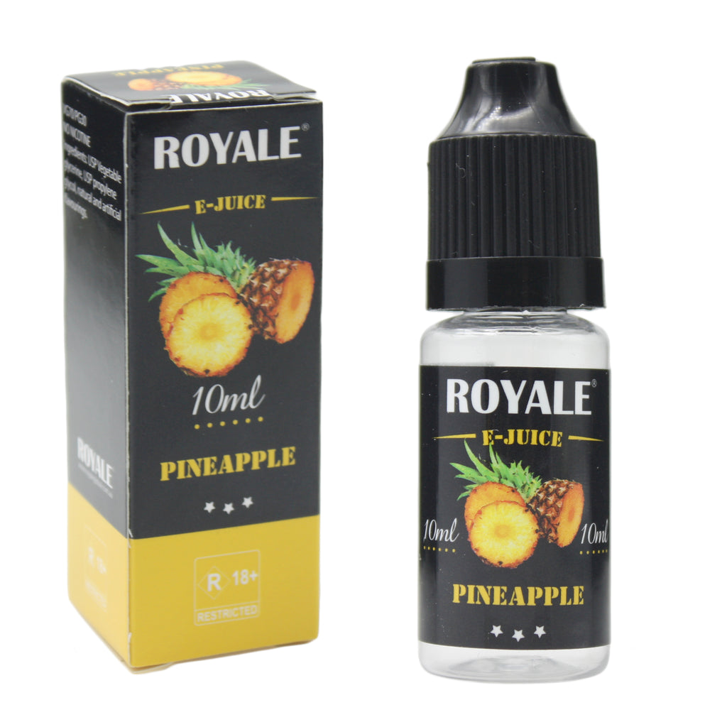 Royale E-juice - Pineapple 10ml