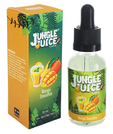 Jungle Juice - Mango Smoothie E-Juice