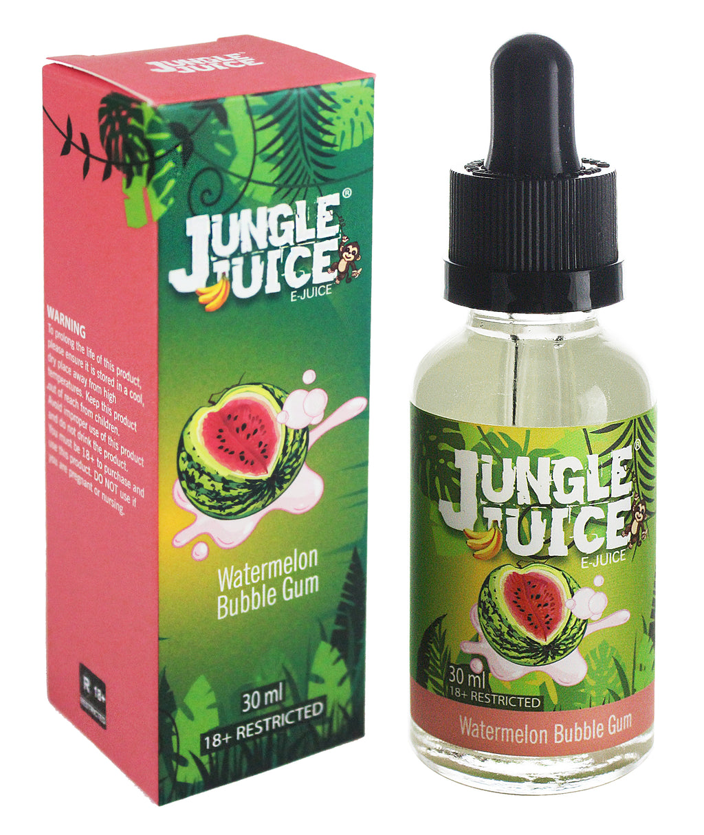 Jungle Juice - Watermelon Bubble Gum E-Juice