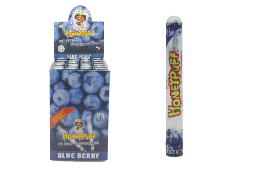 Honey Puff Pre-Rolled Cone Blueberry