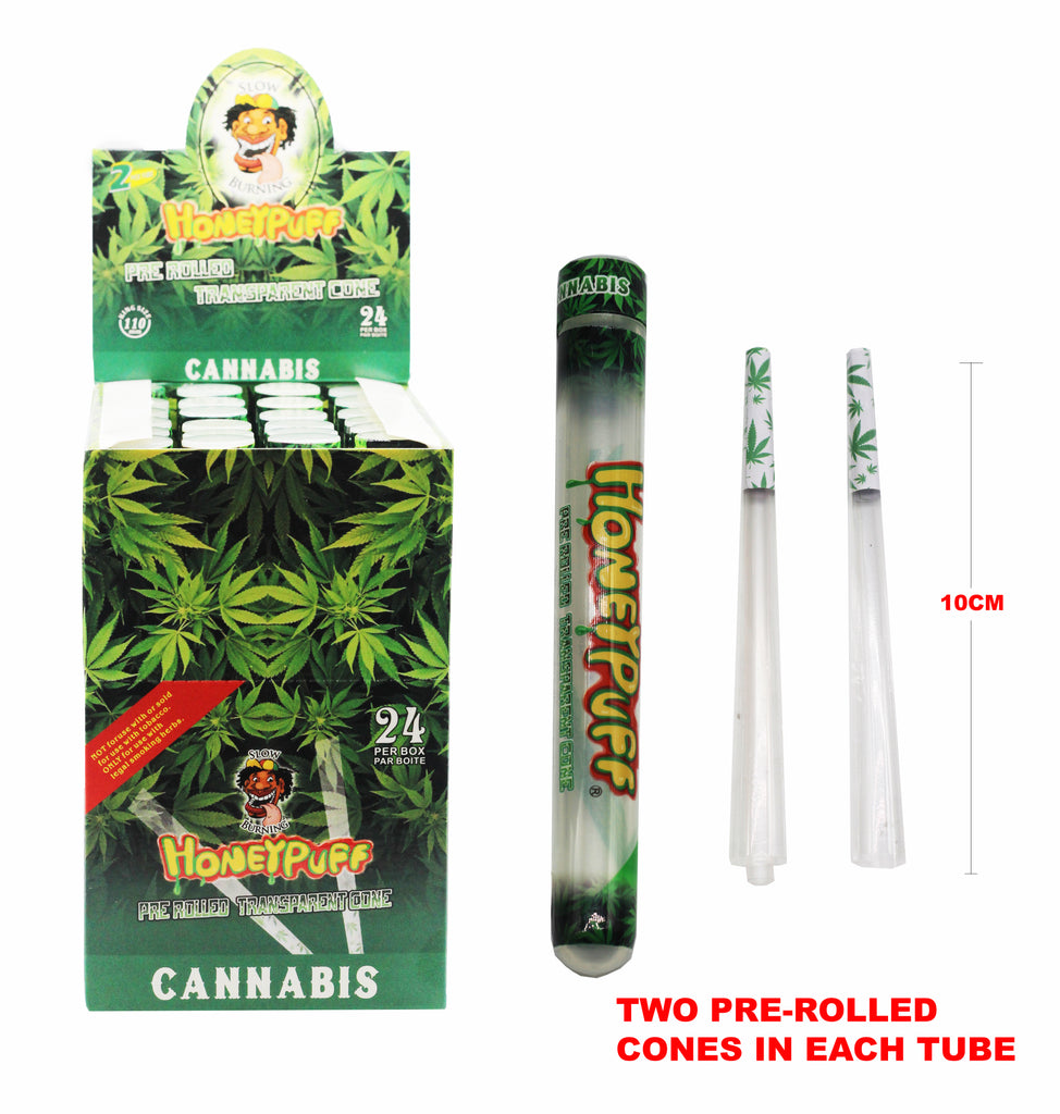 Honey Puff Pre-Rolled Cone Hemp/Cannabis