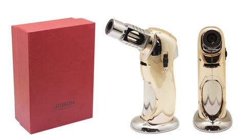 Premium Rocket Flame Jet Lighter - Gold