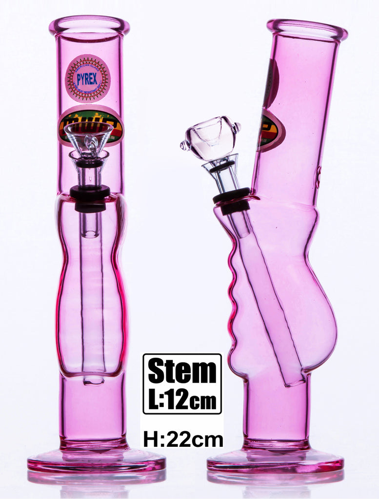MWP Pink Glass Gripper