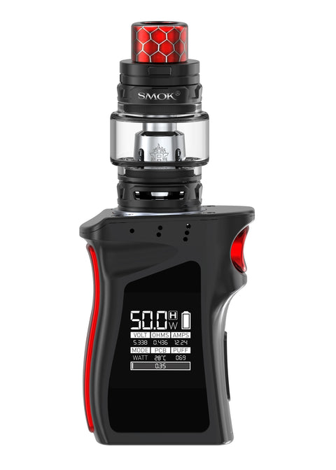 SMOK Mag Baby Kit - Black Red