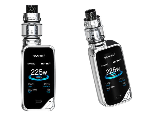 SMOK X-Priv Kit - Prism Chrome