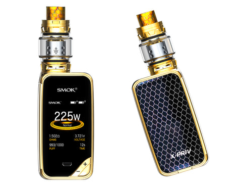 SMOK X-Priv Kit - Prism Gold