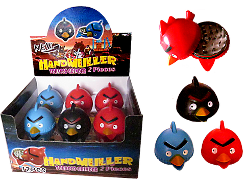 Angry Birds Grinder, Size: M (5.5cm)