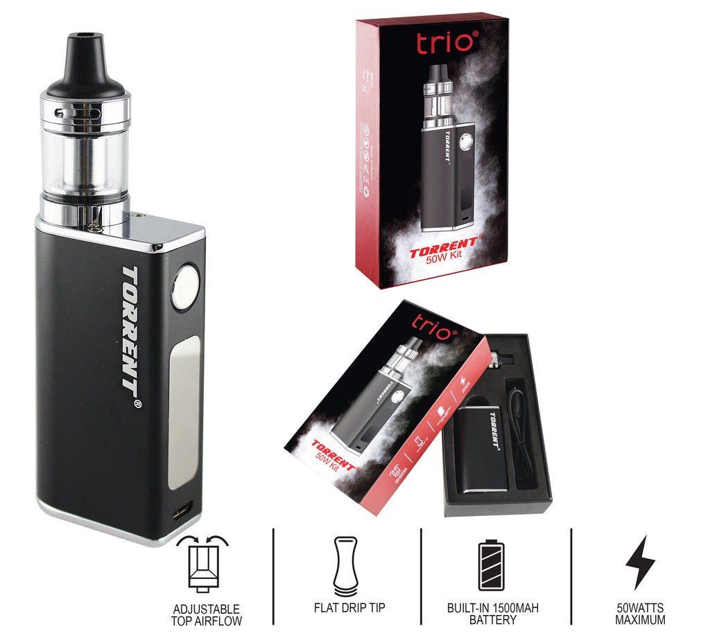 Torrent 50W Kit - Black