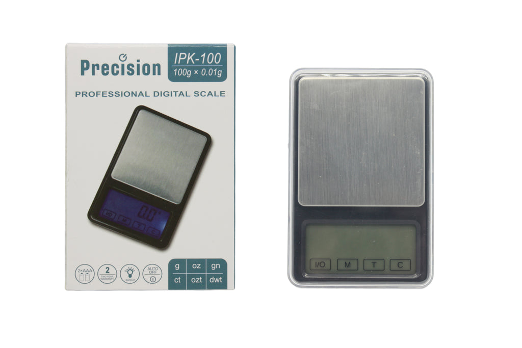 Precision Digital Scale 100 x 0.01g