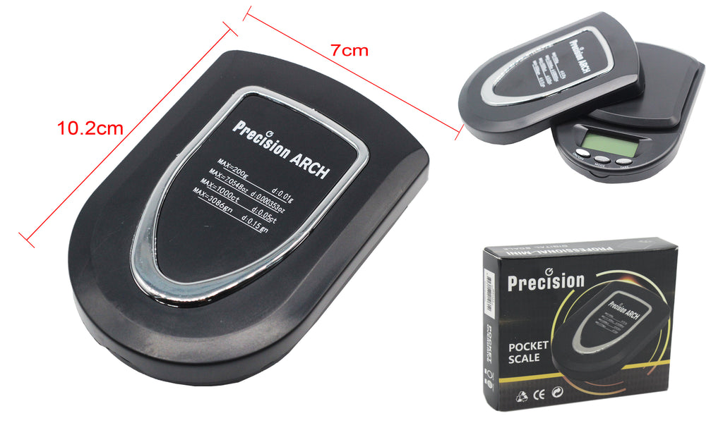 Precision Arch Digital Scale 200g/0.01g