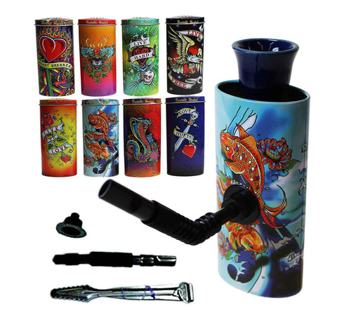 Tatto Works Pocket Hookah