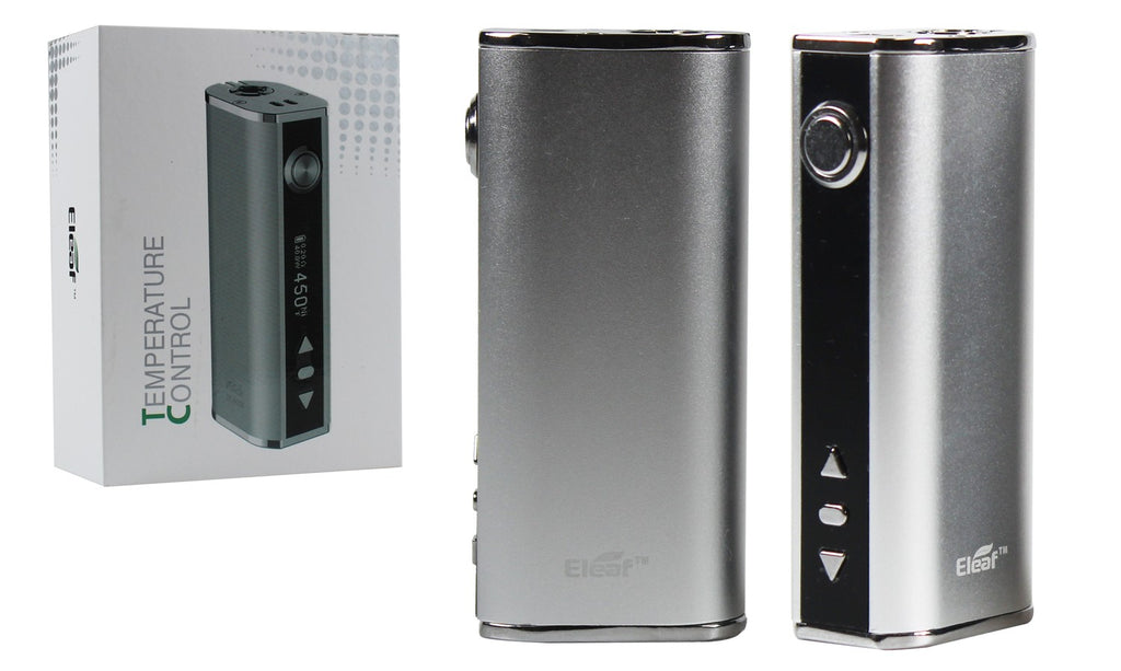 Eleaf Istick Tc40w - Silver 2600mah Battery