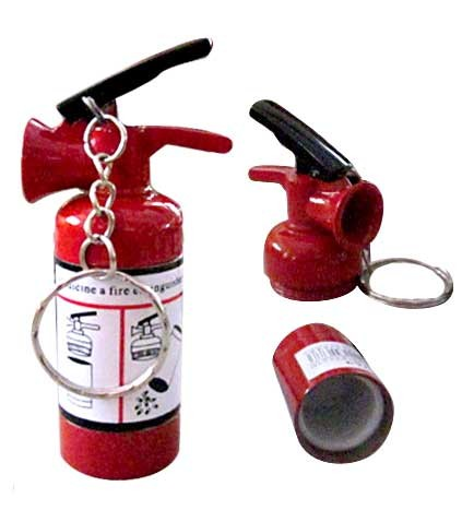 Fire Extinguisher Pill Case