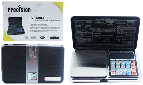 Precision Multi Function Digital Scale 100g X 0.01g