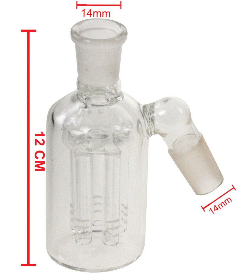 Clear Five Stem Tar Catcher Chamber