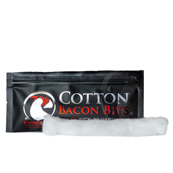 Wick n Vape Cotton Bacon Bits v2